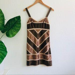 BCBG MaxAzria | cami cocktail dress